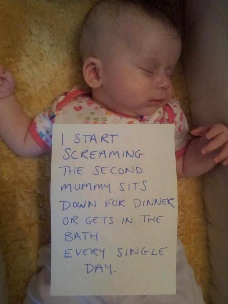 Baby shaming